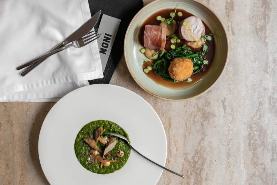 Hot from our kitchen: Noni's new Spring menu