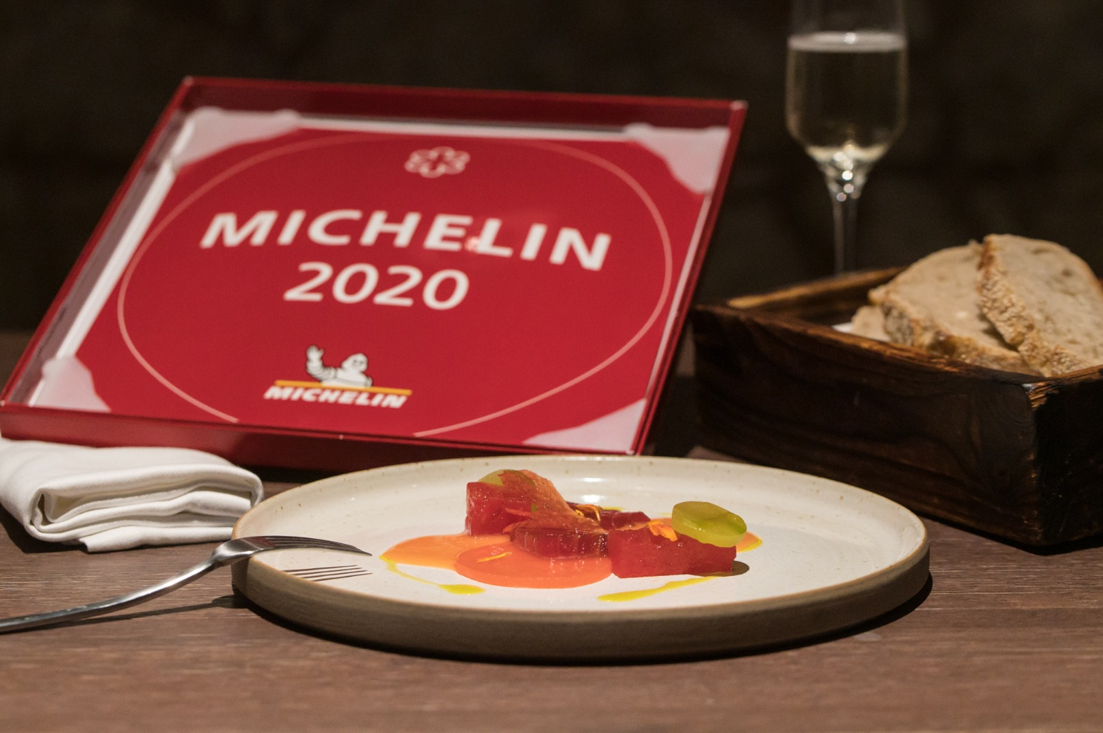 MICHELIN Presentation & Taste History