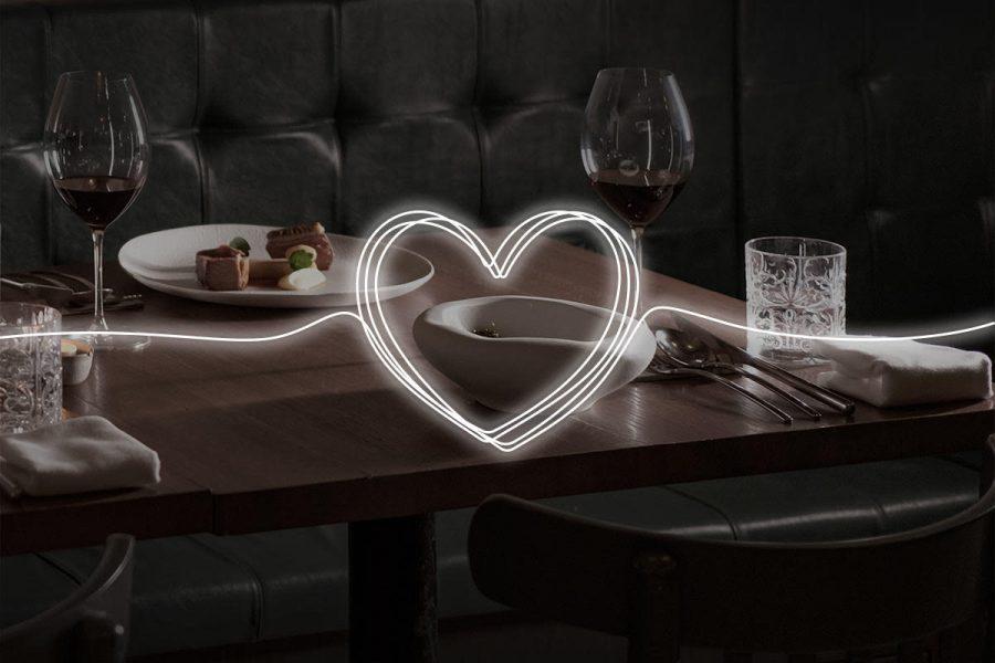 Valentines Menu 2021